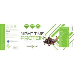 Night Time Protein ( caséine )